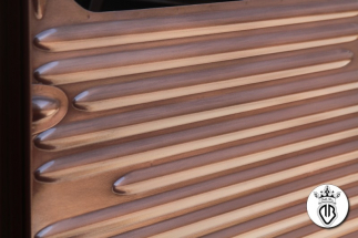 metal coating su autocarro