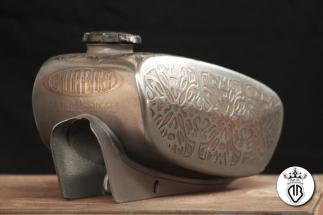 metal coating particolare serbatoio