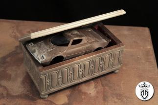 metal coating oggettistiche