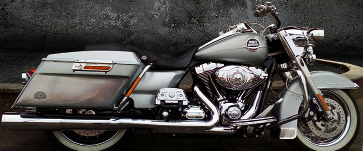 METAL COATING DALLA BONA : HARLEY DAVIDSON
