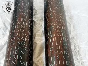 METAL-COATING-DALLA-BONA-Tubolari in acciaio inox personalizzati con trattamento in corten (265)